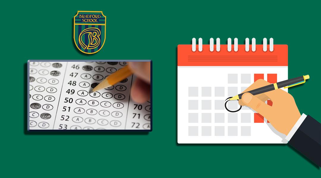 Calendario evaluaciones 2020